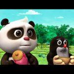 Krtek a Panda - Velké horko - 15. díl