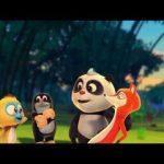 Krtek a Panda - Zajímavá past - 4. díl