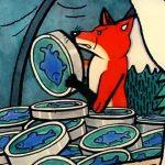 O chytré kmotře lišce - Povedený rybolov - 3. díl